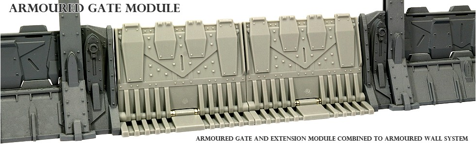 Armoured Gate
