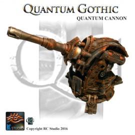 Quantum Cannon