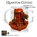 Sentry Gun - Flamer